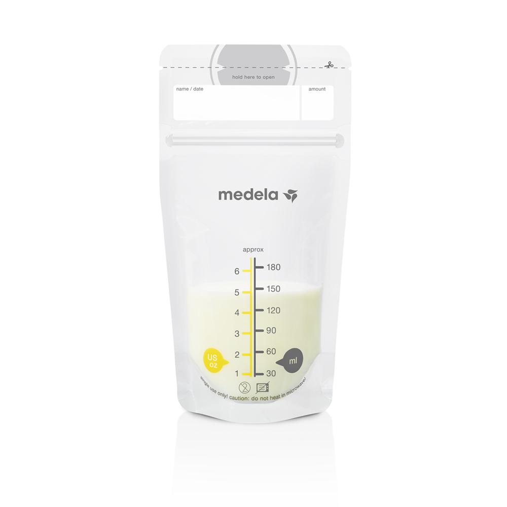 母乳保存バッグ 母乳の保存 Medela